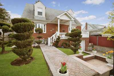Whitestone Single Family Home For Sale: 145-16 19th Ave