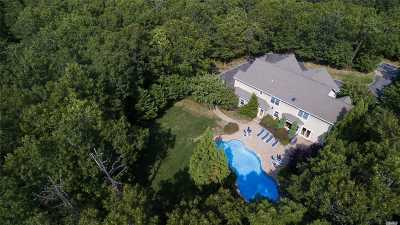 Hampton Bays Single Family Home For Sale: 37 Squires Blvd