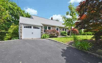 Huntington NY Single Family Home For Sale: $535,000