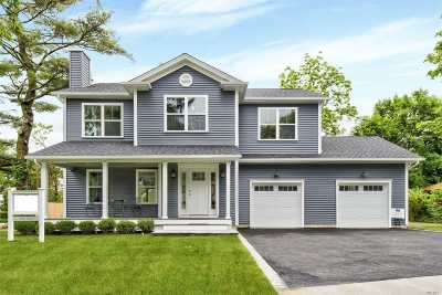 Huntington NY Single Family Home For Sale: $629,000