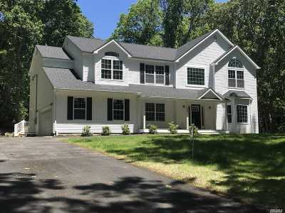 Setauket Single Family Home For Sale: Lot 11 Shortwood Ln