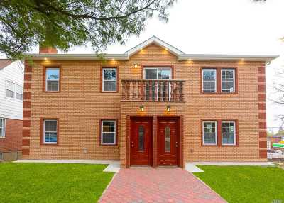 Jamaica Estates Multi Family Home For Sale: 197-10 Foothill Ave