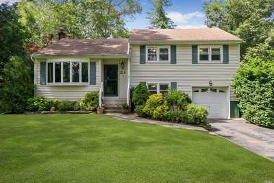 Huntington Sta NY Single Family Home For Sale: $399,000