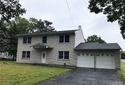 Hauppauge Single Family Home For Sale: 48 Hauppauge Rd