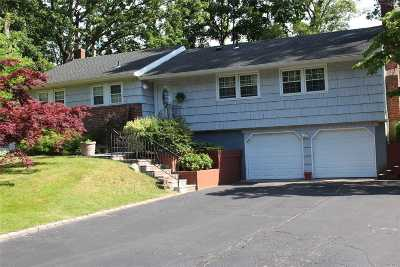 Hauppauge Single Family Home For Sale: 6 Canna Dr