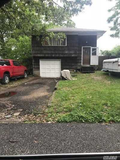 Ronkonkoma Single Family Home For Sale: 18 Duncan Ave