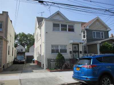 Woodhaven Multi Family Home For Sale: 78-14 90th Rd