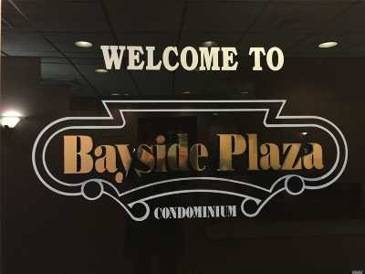 Bayside Condo/Townhouse For Sale: 213-02 42nd Ave #5C