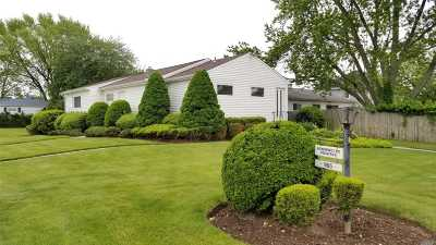 Nassau County Commercial For Sale: 995 Old Country Rd