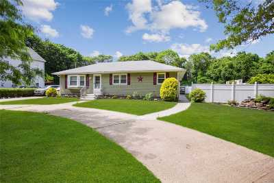 Medford Single Family Home For Sale: 69 Robinson Ave