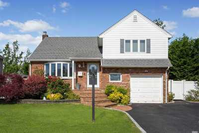 Massapequa Single Family Home For Sale: 1 Garden Ave
