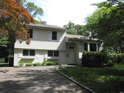 Port Jefferson Single Family Home For Sale: 504 Old Post Rd