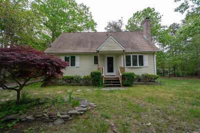 E. Quogue Single Family Home For Sale: 57 Old Country Rd