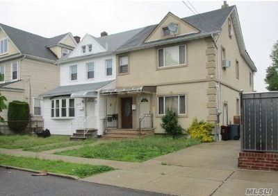 Queens Village Multi Family Home For Sale: 10221 213th St