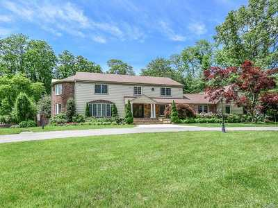 Old Westbury Single Family Home For Sale: 132 Post Rd