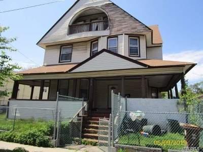 Far Rockaway Multi Family Home For Sale: 2418 Beach Channel Dr