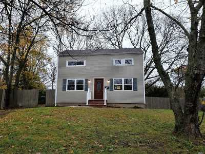 Centereach Single Family Home For Sale: 310 Eastwood Blvd