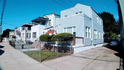 Single Family Home For Sale: 135-27 231 St