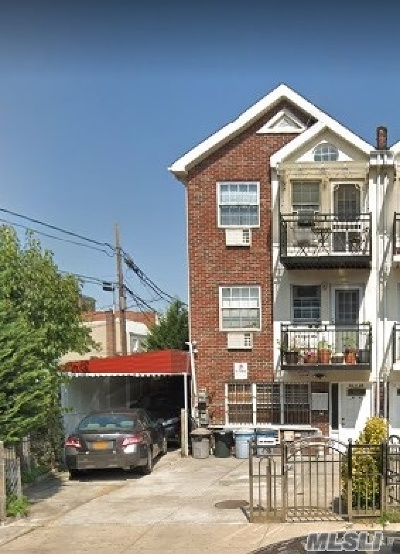 Astoria Multi Family Home For Sale: 32-20 23rd St
