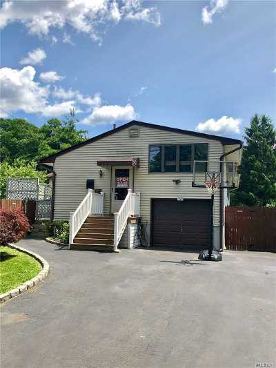 Deer Park NY Single Family Home For Sale: $379,999