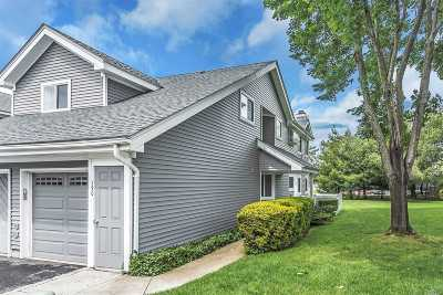 Moriches Condo/Townhouse For Sale: 190 River Dr