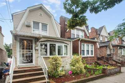 Single Family Home For Sale: 105-24 87th St