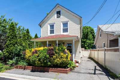 Locust Valley Single Family Home For Sale: 30 13th St
