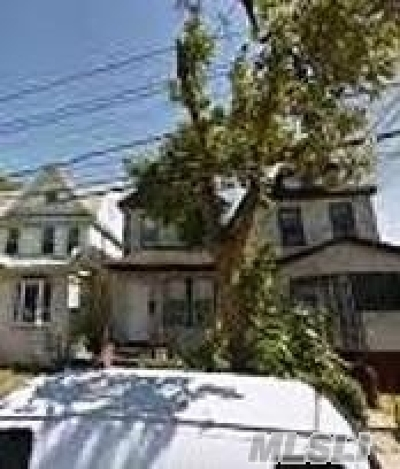 Queens Village, Briarwood, Bayside, Hillcrest, Jamaica Single Family Home For Sale: 106-07 169th St