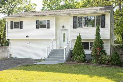 Hauppauge NY Single Family Home For Sale: $499,777