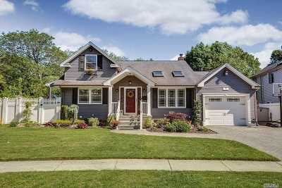 Nassau County Single Family Home For Sale: 37 Laurie Blvd