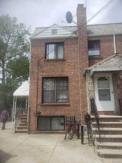 Multi Family Home For Sale: 51-22 Jacobus St