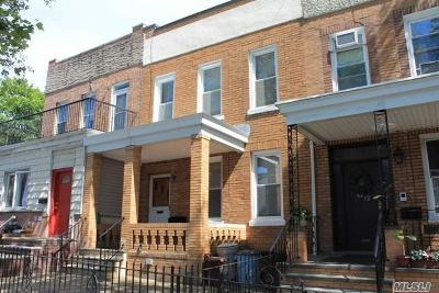 Multi Family Home For Sale: 62-14 Eliot Ave