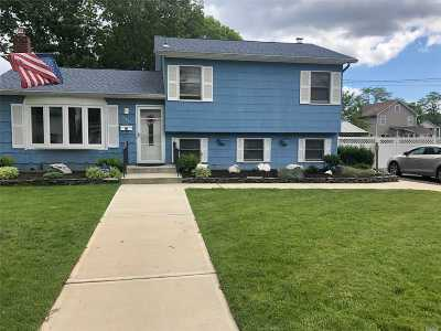 Copiague Single Family Home For Sale: 630 Molloy St