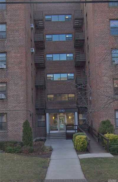 Brooklyn, Astoria, Bayside, Elmhurst, Flushing, Forest Hills, Fresh Meadows, Jackson Heights, Kew Gardens, Long Island City, Middle Village, Rego Park, Ridgewood, Sunnyside, Woodhaven, Woodside Co-op For Sale: 73-62 Bell Blvd #2J