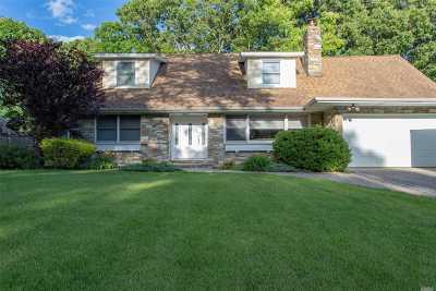 Smithtown Single Family Home For Sale: 9 Eden Dr