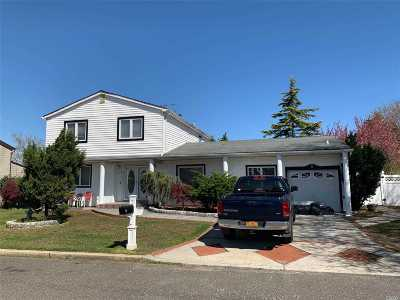 Ronkonkoma Single Family Home For Sale: 9 Donna Ln