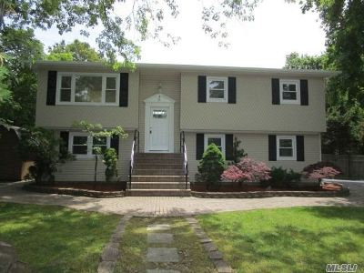 Coram Single Family Home For Sale: 2 Southfield Rd