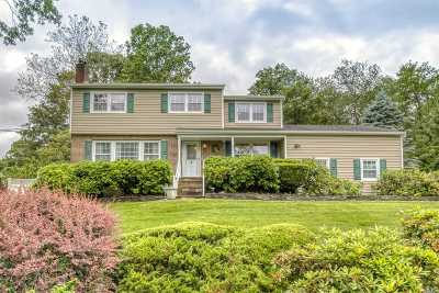 Setauket Single Family Home For Sale: 22 Three Village Ln