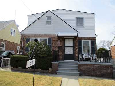 Valley Stream Single Family Home For Sale: 36 Saint Johns Ave