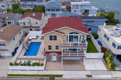 E Atlantic Beach, Lido Beach, Long Beach Single Family Home For Sale: 97 Barnes St