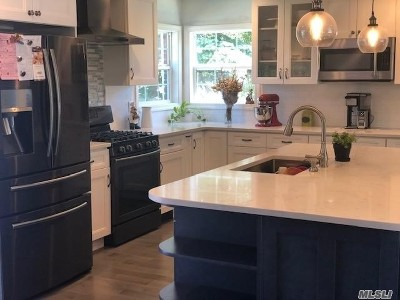 Centereach Single Family Home For Sale: 181 Tree Rd