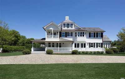 Southampton NY Single Family Home For Sale: $23,900,000