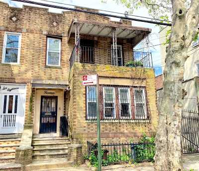 Brooklyn Multi Family Home For Sale: 614 Elton St