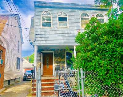 Multi Family Home For Sale: 120-41 132nd St