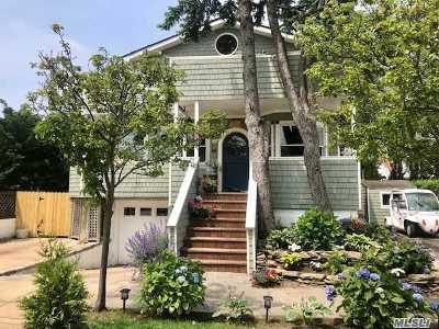 Point Lookout Single Family Home For Sale: 115 Lynbrook