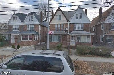 Flushing Single Family Home For Sale: 146-28 Holly Ave