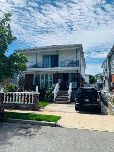 Queens Village, Briarwood, Bayside, Hillcrest, Jamaica Multi Family Home For Sale: 24556 148th Dr