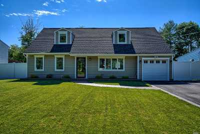 St. James Single Family Home For Sale: 64 Mills Pond Rd