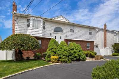 Massapequa Single Family Home For Sale: 323 N Idaho Ave