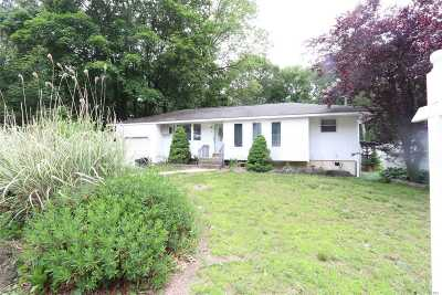 Queens County, Nassau County, Suffolk County Single Family Home For Sale: 6 Larry Rd